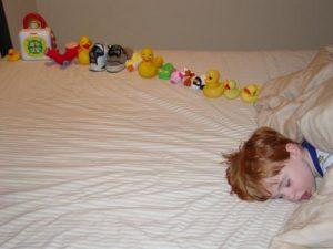 autistic-sweetiepie-boy-with-ducksinarow